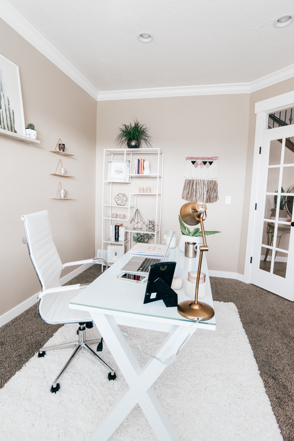 bohemian office | LovebyLynn