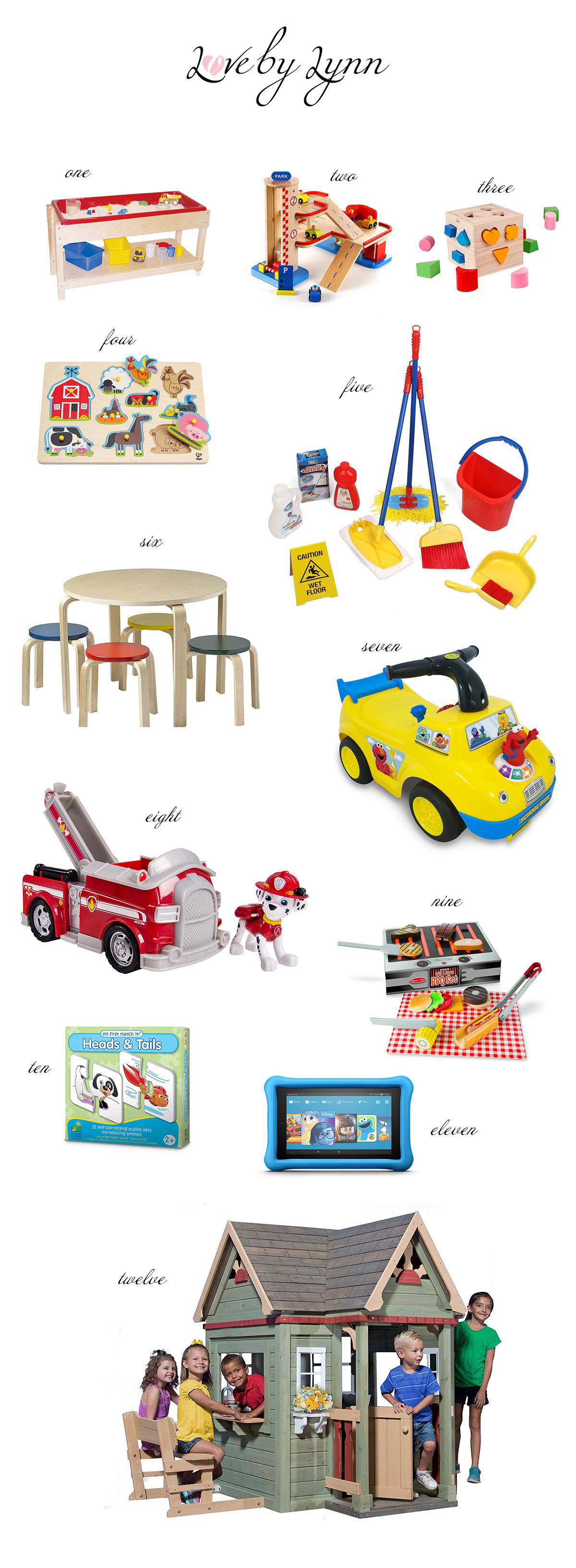 Toddler- Toys