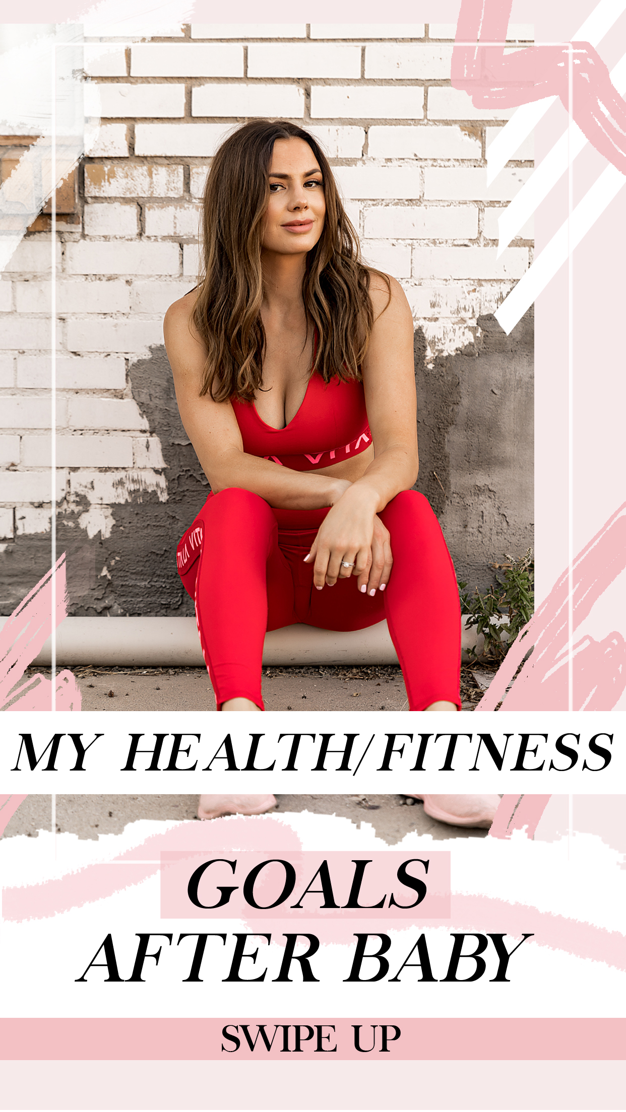 MY HEALTH FITNESS GOALS AFTER BABY